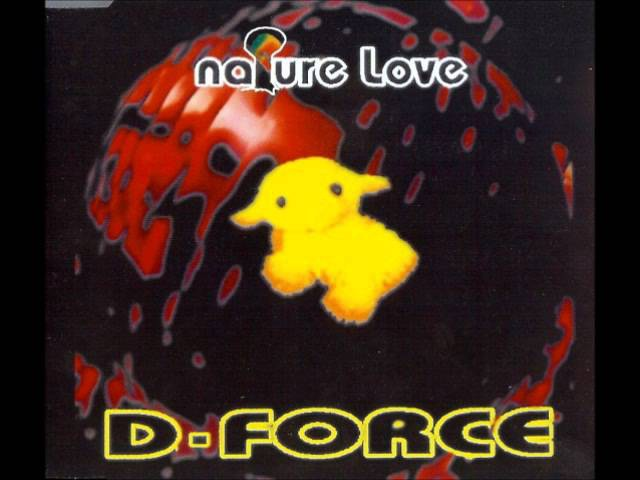 D-Force - D-Sire V.10 (1994)