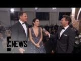 Channing and Jenna Dewan Tatum on Epic Lip Sync Battle  Live from the Red Carpet  E! News