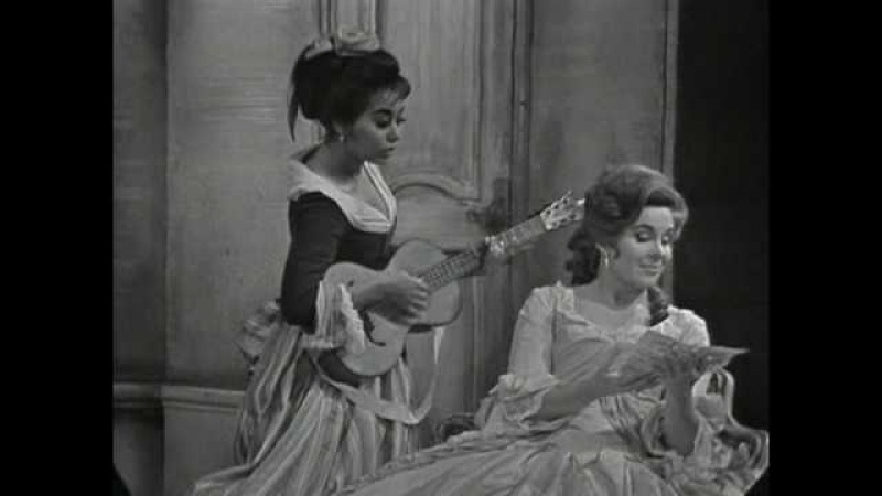 Edith Mathis - Voi che sapete from Le Nozze di Figaro by W.A. Mozart