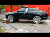 CARS WSHH  Vons  Chevy Malibu on 28 DUB Skinnie Floaters  WSHH _ vk.comworldstarcandy