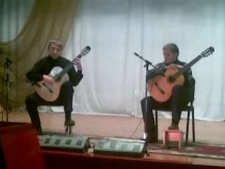Максим Гунько и Тарас Шевченко(live в Карабалыке) Видео Второе
