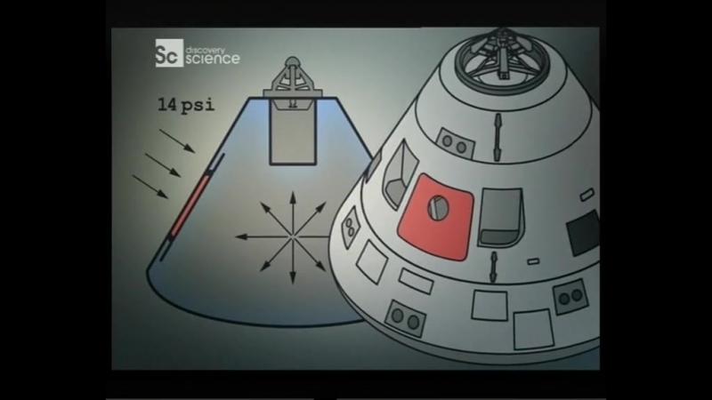 Аппараты лунных программ 2-я серия. Командный отсек Moon Machines (2012)