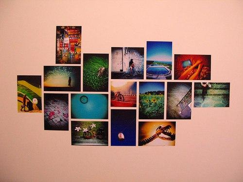 Магниты из фотографий своими руками