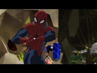 Совершенный Человек-Паук | Ultimate Spider-Man - 2 сезон 10 серия