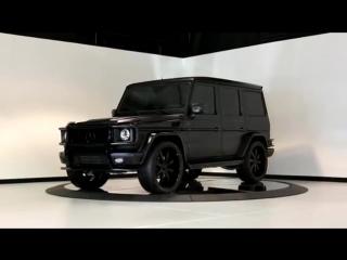 Mercedes-Benz G55 Matte Black