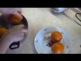 Апельсиновый напиток. 9 литров вкуснейшего напитка из 4х апельсинов 1 лимона.