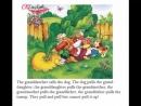 Сказка на Английском Языке - Репка - The Turnip