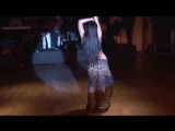 Невероятный танец живота Алла Кушнир Лейла