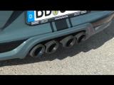 TECHART Powerkit and exhaust for Porsche 911 Carrera S/4/4S