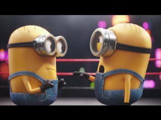 Новая короткометражка про миньонов — «Соревнование»