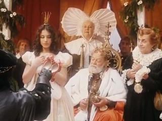 Сказка о принцессе Ясненке и летающем сапожнике (1988) чешская сказка