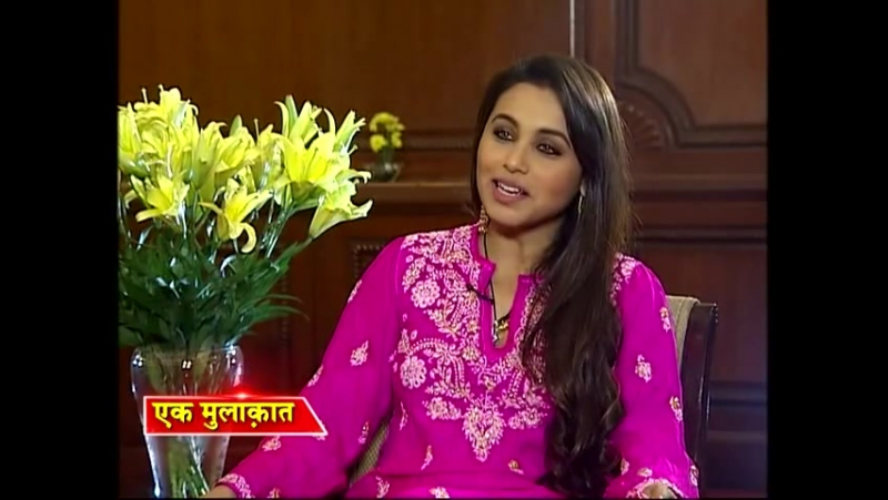 Manoj Tibrewal Aakash interviewed Rani Mukherjee for Ek Mulaqat (Full Interview)
