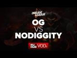 DreamLeague Season 5: OG vs. No Diggity - Game 3