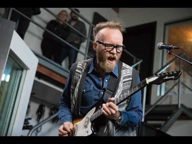 Drangar - Enginn Tími/Ekkert Svar (Live on KEXP)