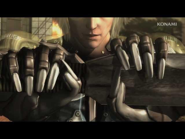 Metal Gear Rising Revengeance - Launch Trailer HD (Rus sub)