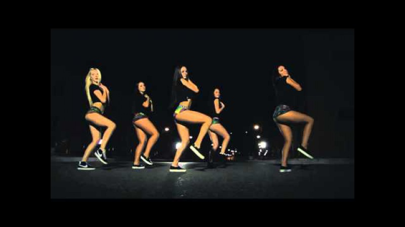 NEW TWERK /DANCEHALL choreography by Yana Medvedchuk