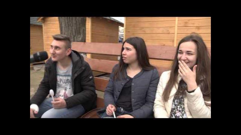 Першоквітневий жарт або кінна поліція в Ужгороді?