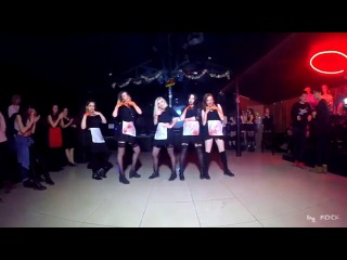 EvoL - We Are A Bit Different dance cover by DELTΔ [KOREA-PARTY Dark X-mas (04-05.01.2016)] ver.1