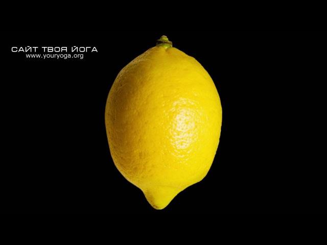 Лечение лимоном. Древний метод. 7 дней