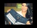 Short jeans com renda by Customização & Cia