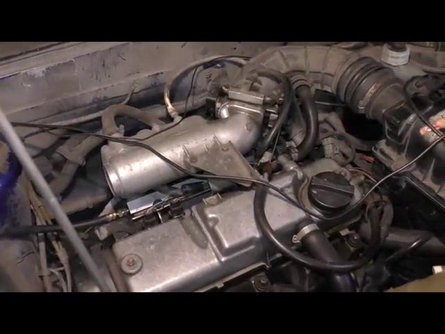 Какие параметры должны быть на инжекторном двигателе
