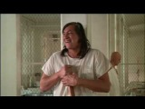 One Flew Over The Cuckoo's Nest - Randal back in action scene