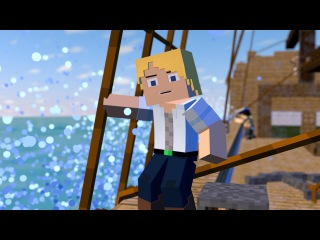 Adventure of a Lifetime - A Minecraft Parody