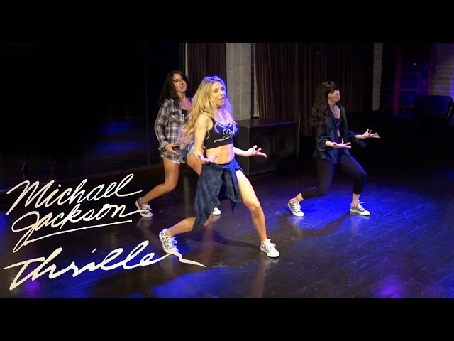 Michael Jackson - Thriller (Dance Tutorial)