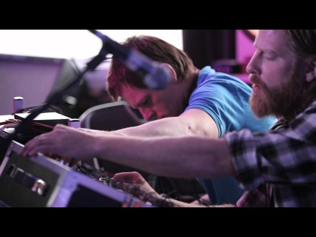 Gus Gus - Selfoss (Live on KEXP)