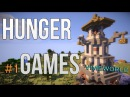 СНОВА МОНСТЕР КИЛЛ | HungerGames LuckyBlock с SkyRun'ом на VimeWorld