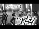 GLB - Crazy 미쳐 (dance cover 4MINUTE 포미닛) 160307 Поход за Солнцем