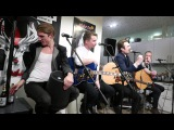 Royal Republic - When I see you dance with another (Acoustic) (26.2.16 Star FM)