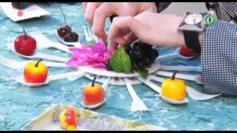 Удиви подарком! МК №64 Настенная композиция из ложек и вилок для кухни своими рук...