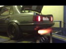 BMW E30 M50 Turbo - Anti Lag Flame Thrower 820WHP @ 1.9BAR on Ethanol E100