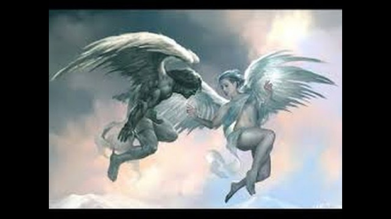 Главная загадка вселенной.Ангелы и демоны. ukfdyfz pfuflrf dctktyyjq.fyutks b ltvjys.