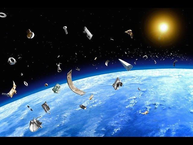 /Космический мусор на орбите Земли/ Док: Фильм /rjcvbxtcrbq vecjh yf jh,bnt ptvkb/ ljr: abkmv
