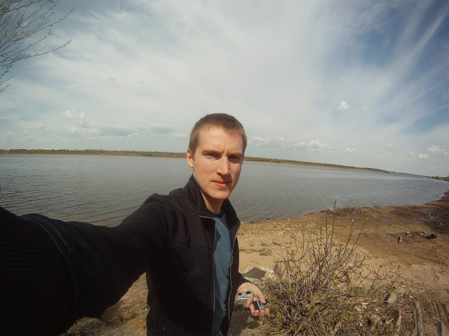 Полный обзор Boscam HD08A и сравнение с GoPro3