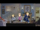АРМИН, ЖАН И РАЙНЕР ЗАЛИПАЮТ НА КРИСТУ 【FUN】Seidhe San(720p) - Shingeki no Kyojin/Attack on Titan/Атака титанов