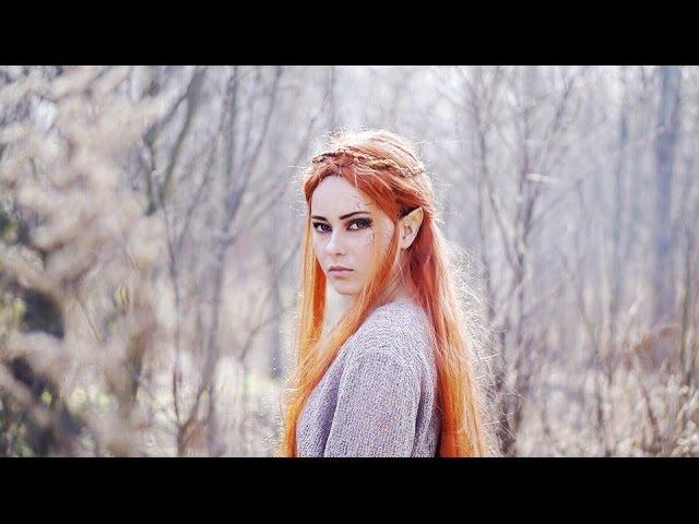 Wood Elf Makeup | Лесной эльф