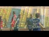 Гол Игоря Зеньковича. Тараз - Актобе - 1:1 (16 марта 2016. Чемпионат Казахстана)