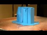 Процесс прототипирования FDM Rotary tattoo machine by Cyborg