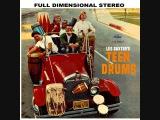 Les Baxter - Teen drums (1960) Full vinyl LP