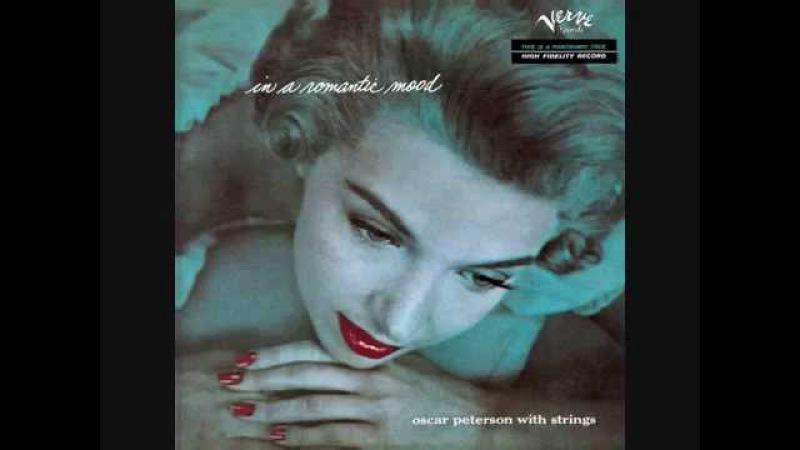 Oscar Peterson - In a romantic mood (1956) Full vinyl LP