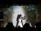 Смотреть всем!!!! Очень красивый Свадебный танец с проекционным шоу!!!!