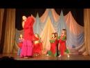 Танец Цветы жизни , фестиваль Магия востока 2016. Моя Карамелька умница!