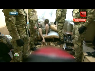 В Москве схватили вербовщика украинских боевиков, разыскиваемого за изнасилование.
