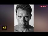 Как менялись с годами: Арнольд Шварценеггер - Сильвестр Сталлоне - Жан Клод Вандам - Джеки Чан