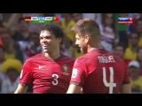 Германия - Португалия (ЧМ-2014) / Обзор матча