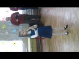 Игра на флейте от талантливой ученицы