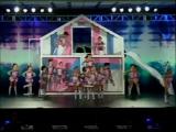 Танец кукольный домик.